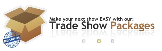 Trade Show Package Banner