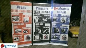 Consistent Branding -- Magnum Wear Parts