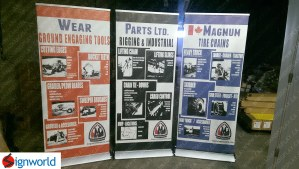 Consistent Branding -- Magnum Wear Parts