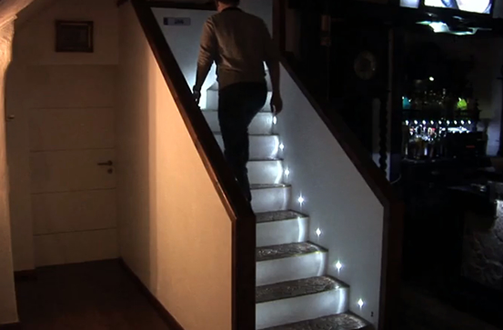 LED downlight light stairs interactive safety.jpg