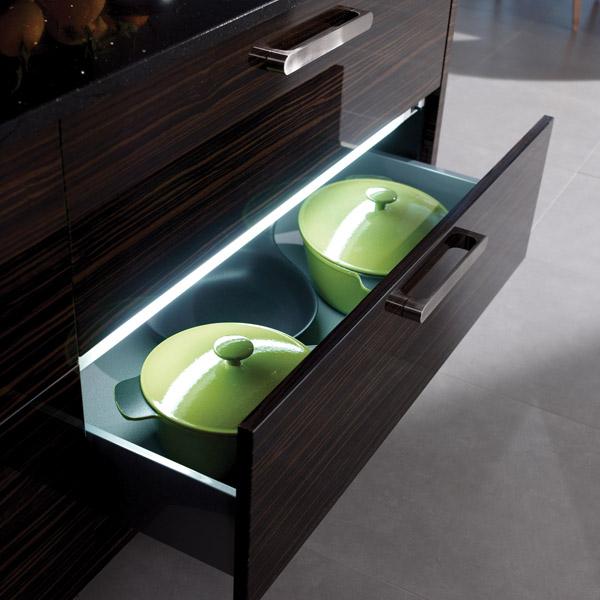 led drawer light downlight strip