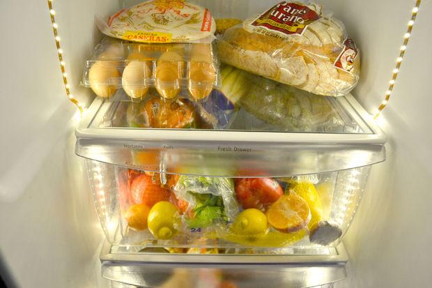 led fridge light strip