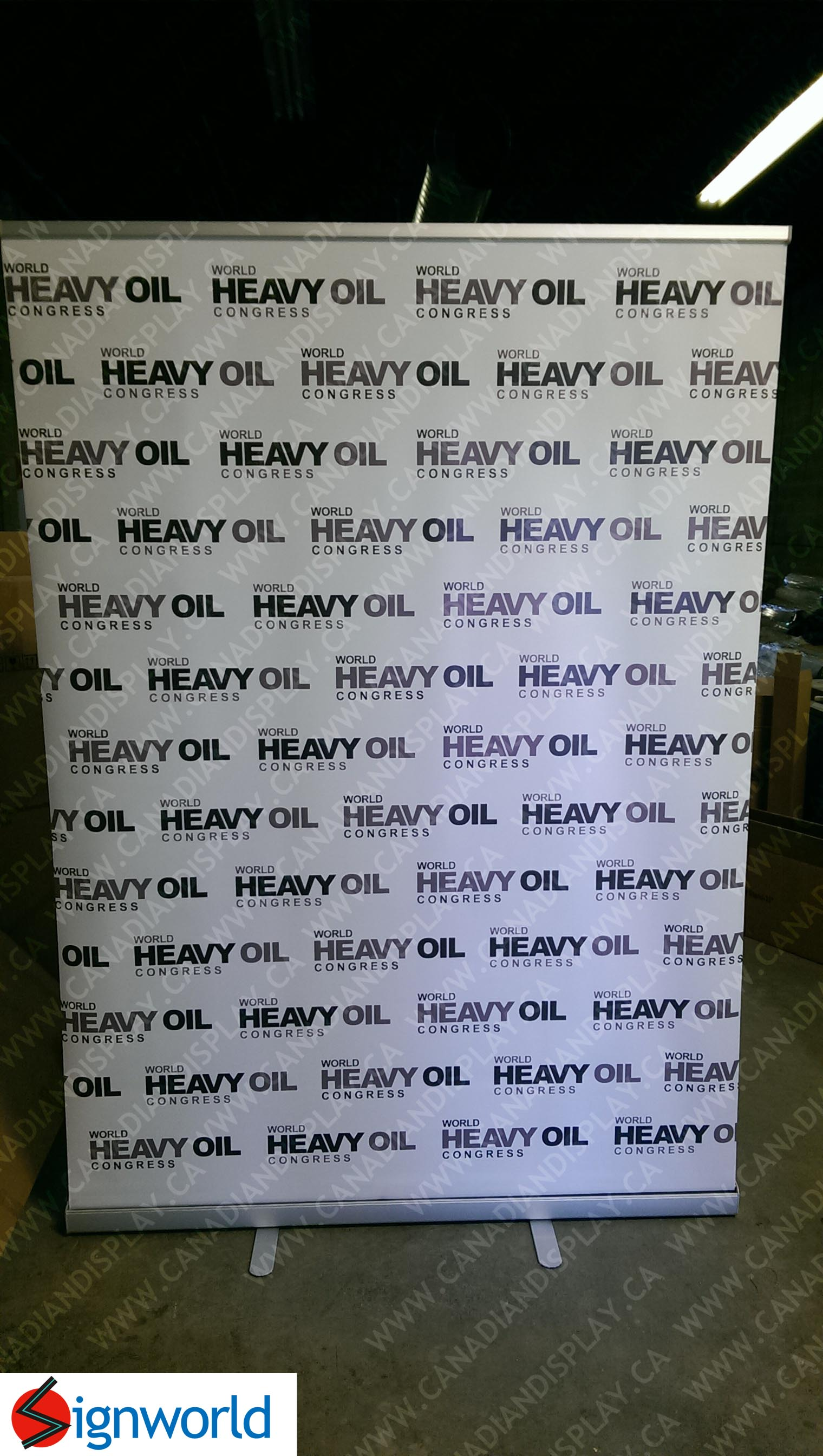 World Heavy Oil Congress 1